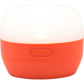 Black Diamond Moji Lamp vibrant orange
